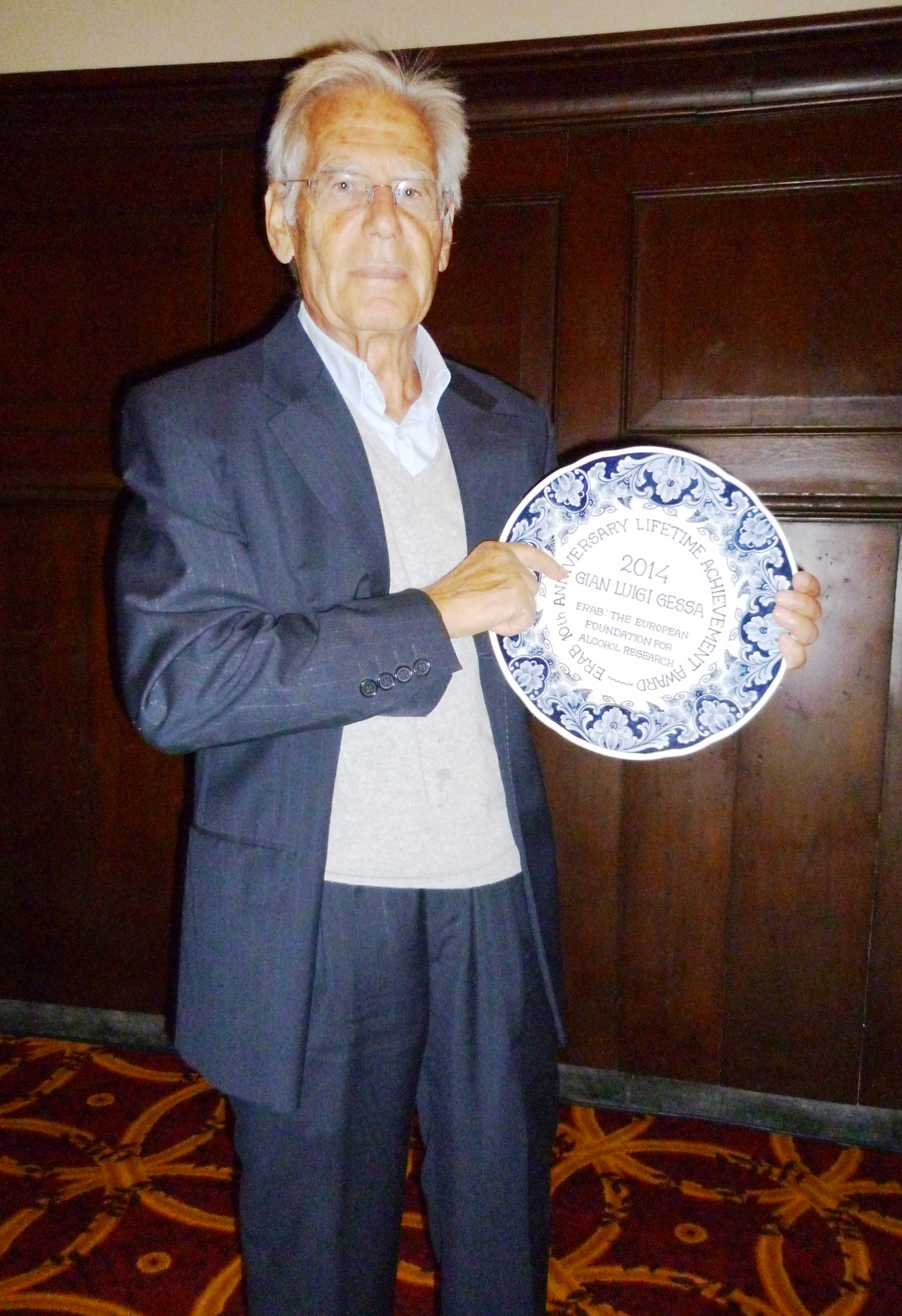 ERAB 10th Anniversary Lifetime Achievement Award